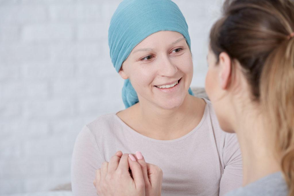 fysiotherapie bij kanker